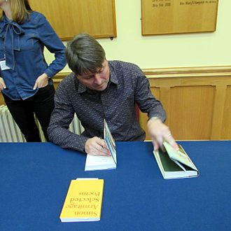 Simon Armitage - Armitage in 2015