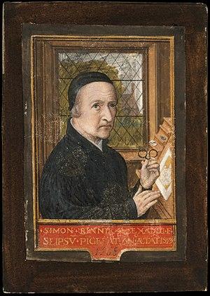 Simon Bening - Image: Simon Bening Miniaturenmaler