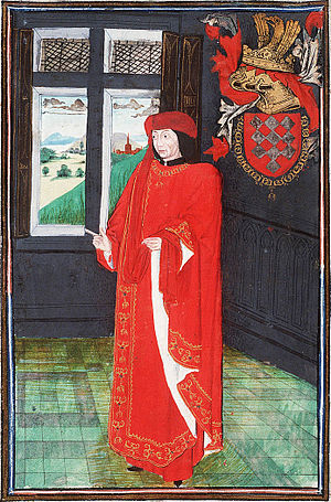 Siege of Oudenaarde - Simon de Lalaing (1405–77), Burgundian commander of the defence of the city