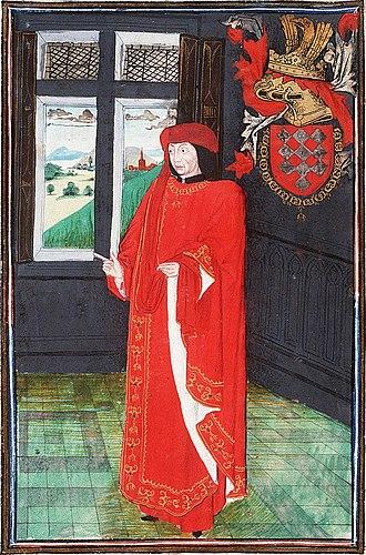 Simon de Lalaing - Simon de Lalaing (1405-1477)