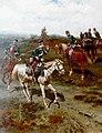 Simonis & Buunk – Hermanus Willem Koekkoek – Cavalry on the heath – oil on panel(.jpg).jpg