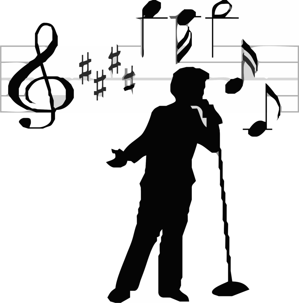 Clipart 13276 moreover 70127 additionally 334040497333994402 further How To Draw Eazy E  Eazy E moreover Male Opera Singer Singing 94595. on elvis presley graphics