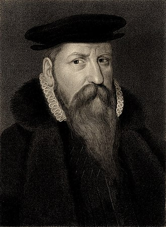 George Bowes (soldier) - Image: Sir George Bowes died 1580 brother of Bridget Bowes
