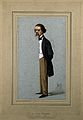 Sir Henry Thompson. Watercolour by C. Pellegrini (Ape), 1874 Wellcome V0006625.jpg