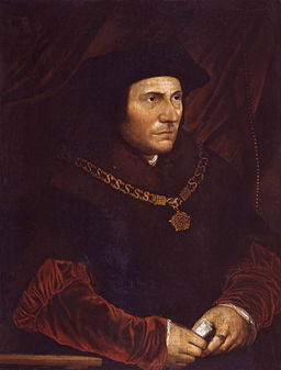 Sir Thomas More by Hans Holbein the Younger (3)