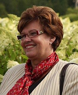 Sirkka-Liisa Anttila Finnish politician