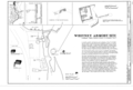 Site Plan - Eli Whitney Armory, West of Whitney Avenue, Armory Street Vicinity, Hamden, New Haven County, CT HAER CONN,5-HAM,3- (sheet 1 of 1).png
