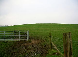 Lands of Borland, Barony of Cumnock Human settlement in Scotland