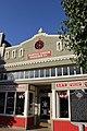 Site of Gorslines Fashion Livery Stable, Wichita Falls, Texas (8350248119).jpg