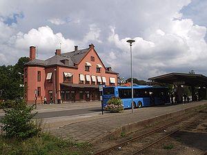 Skara station, den 20 aug 2006.JPG