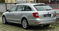 Skoda Superb II Combi 1.4 TSI Ambition rear-1 20100919.jpg