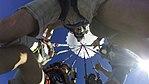 Skok na 5-osobową kroplę, spadochron SD-83, Gliwice 2017.08.05 (03).jpg