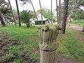 Skulpturenpark am Klausner, Kloster, ama fec.JPG