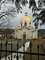 Slavske - Church with Viburnum 03.jpg
