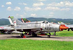 Slovak Air Force Mikoyan-Gurevich MiG-21MF Kral-2.jpg