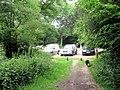 Small Roadside Car Park by Thunderdell Wood, Ashridge - geograph.org.uk - 1378648.jpg