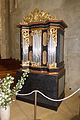 Small church organ, Sibiu, Romania 2011.jpg