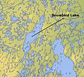 Snowbird Lake, Northwest Territories map 01.jpg