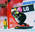 Snowboard LG FIS World Cup Moscow 2012 011.jpg