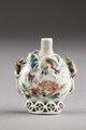 Snusflaska, porslin. Qing dynastin - Hallwylska museet - 95807.tif