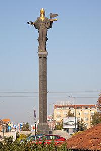 Statue of Sveta Sofia