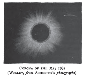 Solar eclipse 1882May17-Corona-Wesley-from-Schuster.png