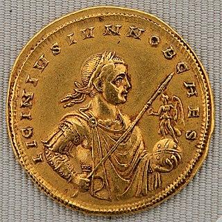 Licinius II Roman emperor