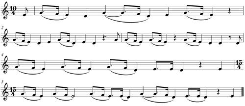 Solomon Island Song