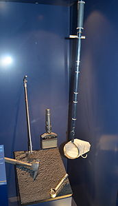 Some tools used on the moon by the astronauts DSC 0321.JPG