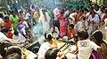 Somvati yag at Veerabhadra Devasthan Vadhav in presence of Balyogi Om Shakti Maharaj. 02.jpg