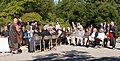 Sonoma Mountain Zen Center - 15 - The abbott speaking to the guests.jpg