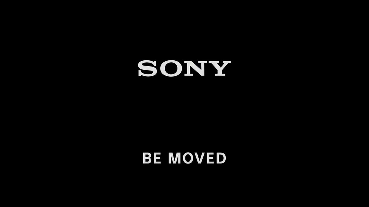 sony slogan Sony's be moved slogan 2000 words jan 29th, 2018 8 pages sony is a  diversified company focused primarily in electronics, games and entertainment  while.