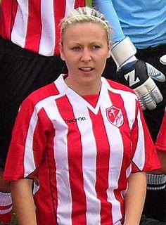 Sophie Barker (footballer) association football player