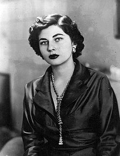 Soraya Esfandiary-Bakhtiary Queen consort of Iran