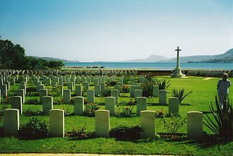 Souda Bay Allied War Cemetery - The Souda Bay Allied War Cemetery