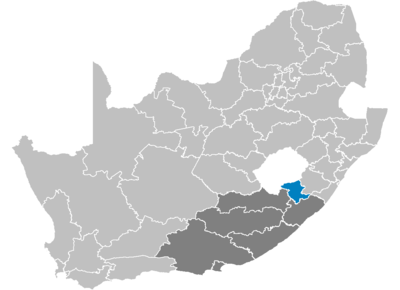 South Africa Districts showing Alfred Nzo.png