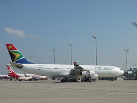 South African Airways Airbus A340-200.JPG