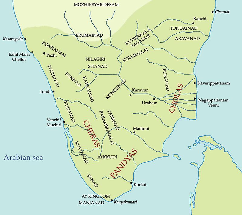 South India in Sangam Period.jpg