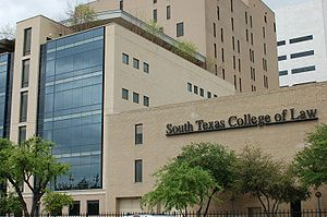 South Texas College of Law - South Texas College of Law
