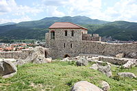 Southeast church-tower (7), Peshtera, Bulgaria..jpg
