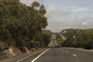 Princes Motorway motorway in New South Wales