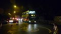 Southern Vectis 1107 HW58 ARZ and Cowes Round House on Firework Night 2010.JPG