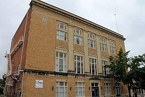 Old South Side Masonic lodge building - Image: Southsidemasonic 1