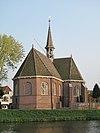 spaarndam, de oude kerk foto2 2011-04-17 19.01