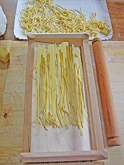 vad betyder pasta