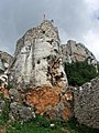 Spis Castle on the rock.JPG