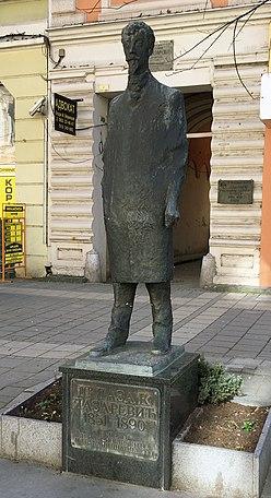 Spomenik Lazi Lazareviću Šabac.jpg