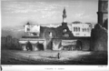 Square in Jeddah by Richard Burton 1855.png