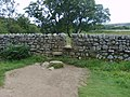 Squeeze stile in drystone wall - geograph.org.uk - 525645.jpg
