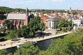 Brandenburg an der Havel in May 2015